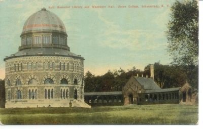 Nott Memorial image. Click for full size.