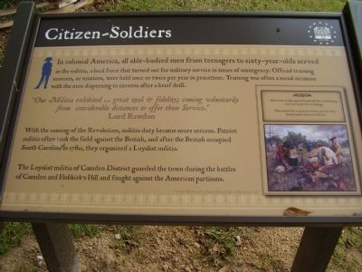 Citizen - Soldiers Marker image. Click for full size.