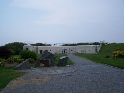 Fort Williams Battery image. Click for full size.
