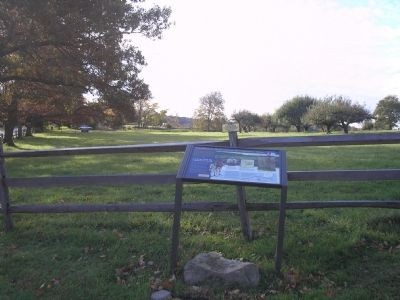 Marker on Ridgebury Road image. Click for full size.