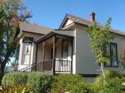 The Fletcher Moon House - Rocklin History Museum image. Click for full size.