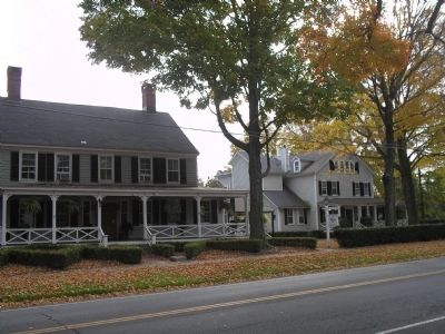 The Elms Inn and Stebbins Homestead image. Click for full size.