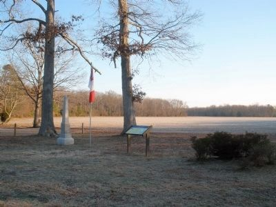 Enon Church Battlefield image. Click for full size.