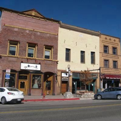 Historic Buildings in Truckee image. Click for full size.