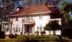 Clyde R. Hoey House image. Click for full size.