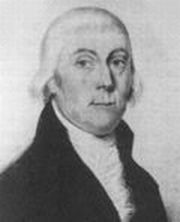 Cyrus Griffin (1749&#8211;1810)<br>President of the Continental Congress image. Click for full size.