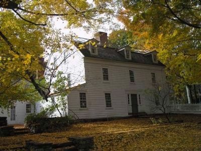 North Side of Keeler Tavern image. Click for full size.