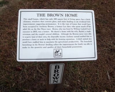 The Brown Home. image. Click for full size.