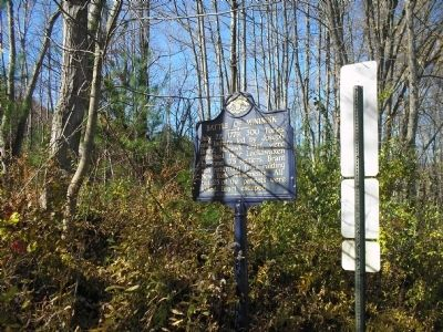 Marker in Lackawaxen image. Click for full size.