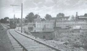 Old photo of Clifton Mill No. 1 image. Click for full size.