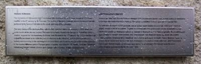 Historic Kilfenora / Cill Fhionnúrach Stairiúil Marker image. Click for full size.