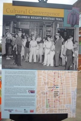 Main Street Marker (revese) image. Click for full size.