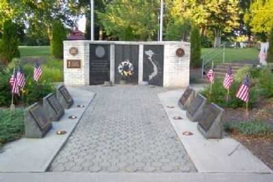 Phoenixville War Memorial image. Click for full size.