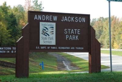 Andrew Jackson State Park image. Click for full size.