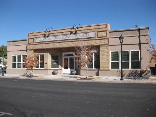 First National Bank of Nevada Building image. Click for full size.
