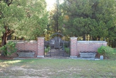 Davie Private Burial Plot image. Click for full size.