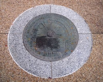 Shockoe Slip Marker image. Click for full size.