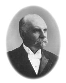 Thaddeus S.C. Lowe<br>1832 - 1913 image. Click for full size.