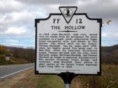 The Hollow Marker image. Click for full size.