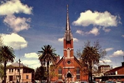 St. Mary of the Assumption Catholic Church, Stockton, California image. Click for full size.
