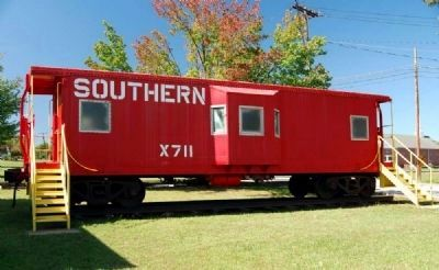 Southern Caboose image. Click for full size.