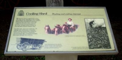 Cooling Shed Marker image. Click for full size.