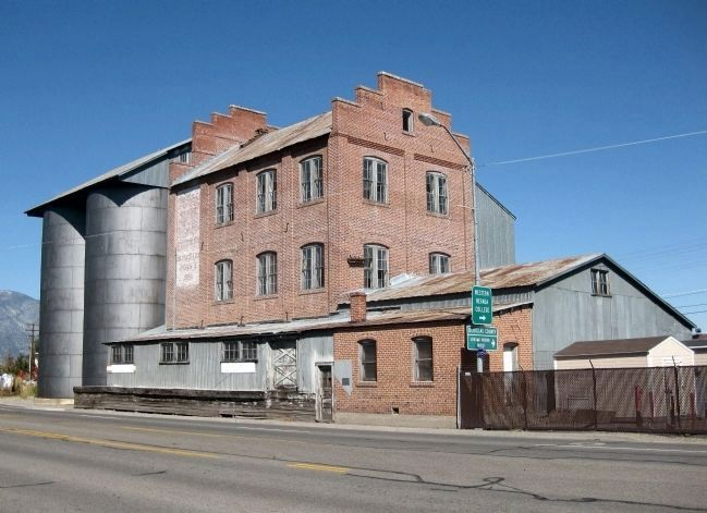 Minden Flour Milling Company (1908) - View from Southeast image. Click for full size.