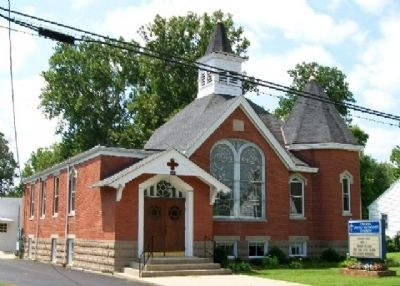 Okeana United Methodist Church image. Click for full size.