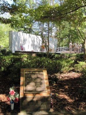 Beirut Memorial Marker image. Click for full size.