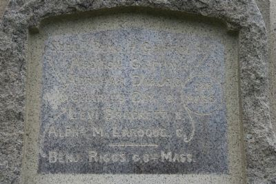 Riverdale Martyrs Marker image. Click for full size.