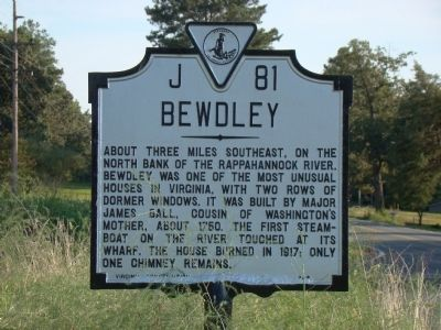 Bewdley Marker image. Click for full size.