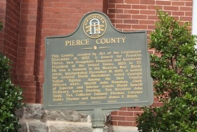 Pierce County Marker image. Click for full size.