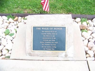 The Walk of Honor image. Click for full size.