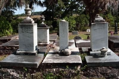 Spalding Family Cemetery plot image. Click for full size.