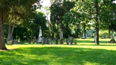 Bethel Chapel Presbyterian Church Cemetery image. Click for full size.