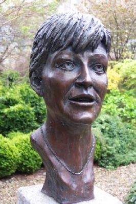 Veronica Guerin Bust image. Click for full size.
