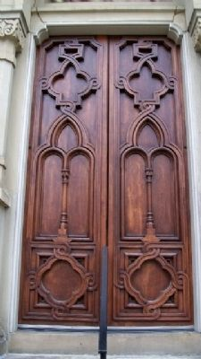 Plum Street Temple Doors image. Click for full size.