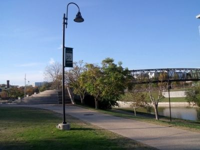 Richmond Riverfront Canal Walk image. Click for full size.