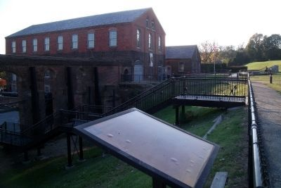 Civil War Visitor Center at Tredegar Iron Works image. Click for full size.