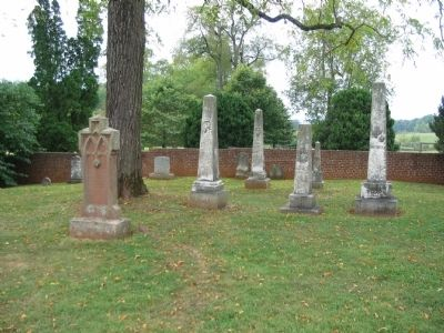 Other Graves of the Madison Family image. Click for full size.