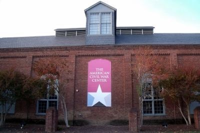 Home of the American Civil War Center at Historic Tredegar image. Click for full size.