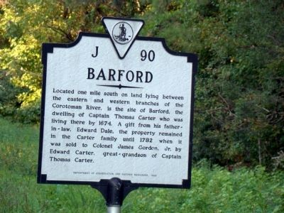 Barford Marker image. Click for full size.