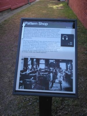 Pattern Shop Marker image. Click for full size.