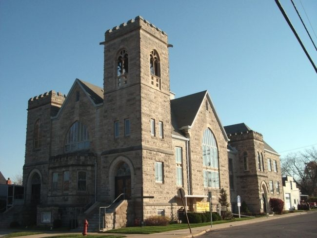 Presbyterian Church image. Click for full size.