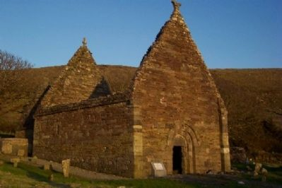Kilmalkedar Church image. Click for full size.