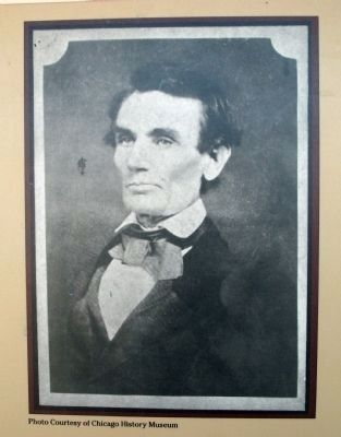 Close-up Photo - - ' Abraham Lincoln ' image, Touch for more information