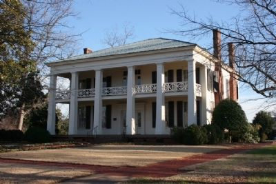 Arlington Antebellum Home, Headquarters of Wilson's Raiders image. Click for full size.