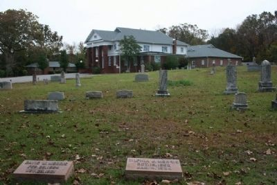 Union Baptist Church And Cemetery image. Click for full size.