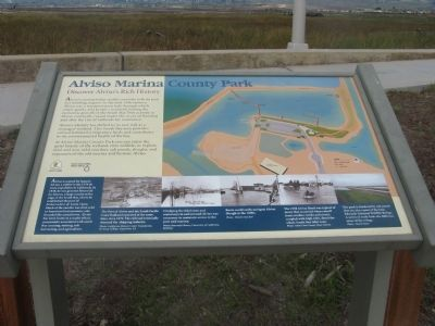 Discover Alviso's Rich History Marker image. Click for full size.