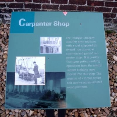 Carpenter Shop image. Click for full size.